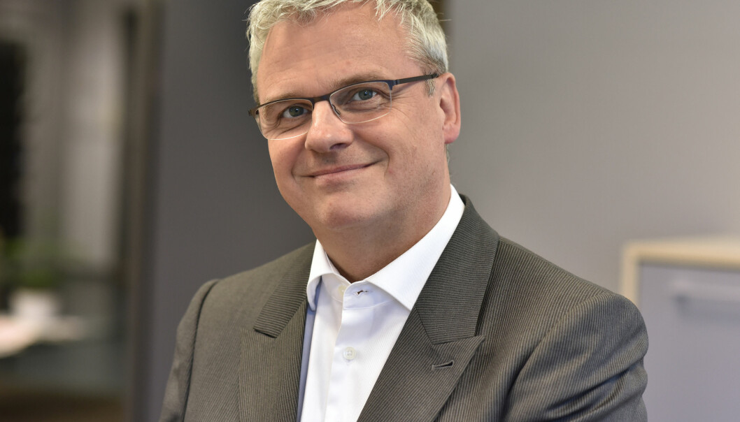 Harald Nybølet er direktør for det nye direktoratet. (Foto: Diku)