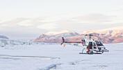 Stabil isbrem på Grønland smelter likevel