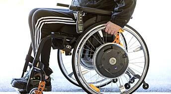 Flere funksjonshemmede får tilpasset jobben