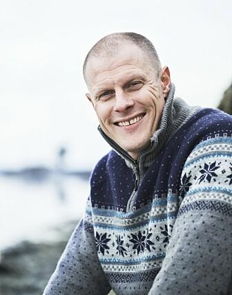 Matts Johansen er administrerende direktør i Aker BioMarine. [Foto: Aker BioMarine]