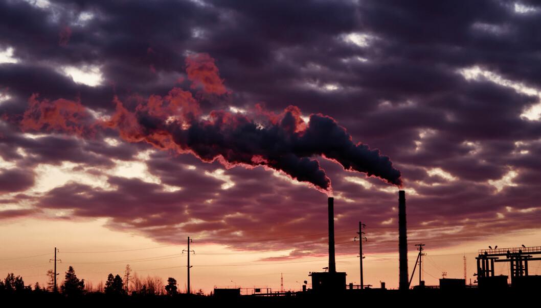 Det første økokalypse-varslet handlet om miljøgifter og forurensning, som på dette bildet. Men Norge var tidlig ute med å ta tak i slike problemer. (Foto: Colourbox)
