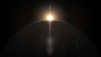 Ny jordlignende planet på vei mot oss