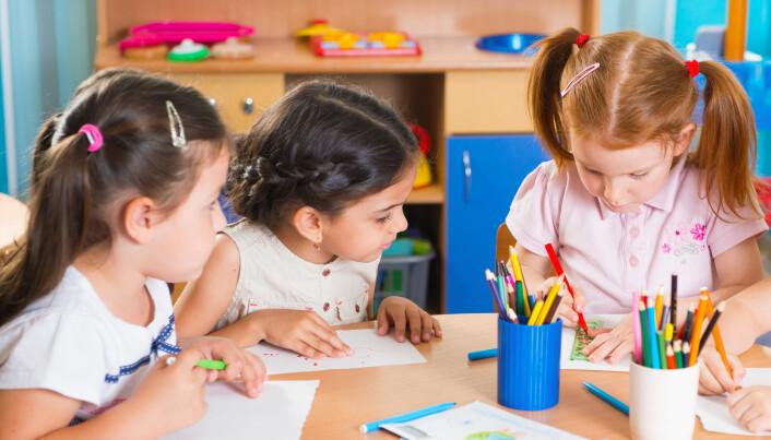Det kan være vanskelig å forklare barnet hvorfor det ikke gjelder samme regler for alle barn i klassen. (Foto: spass / Shutterstock / NTB scanpix)