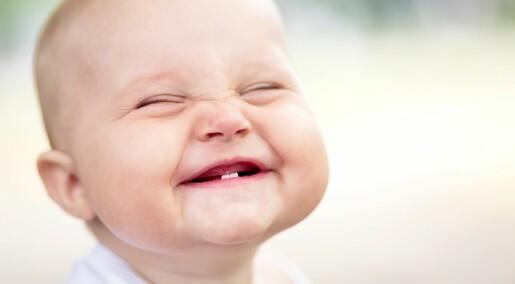 Babyer kan regne på sannsynlighet