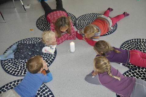 5b77e1e5 Hvor mye stress tåler barnehagebarn? Og hvordan kan vi gjøre hverdagen  deres mindre stressende?