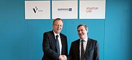 ESA åpner innovasjonssenter i Norge