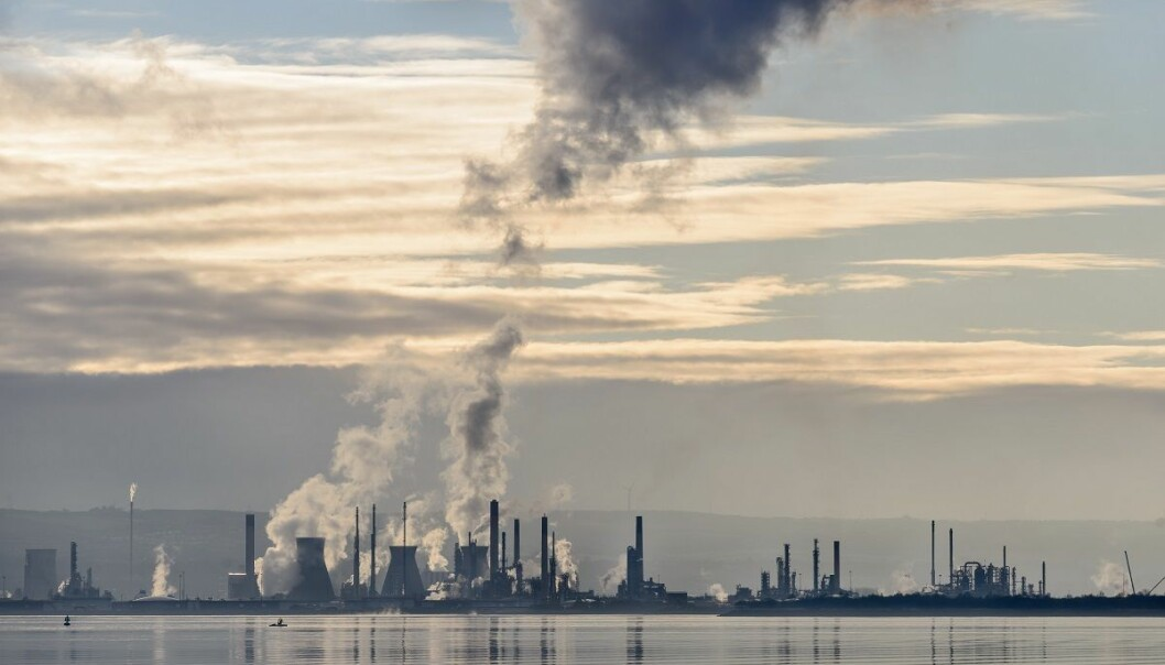 CO2-utslippene øker igjen