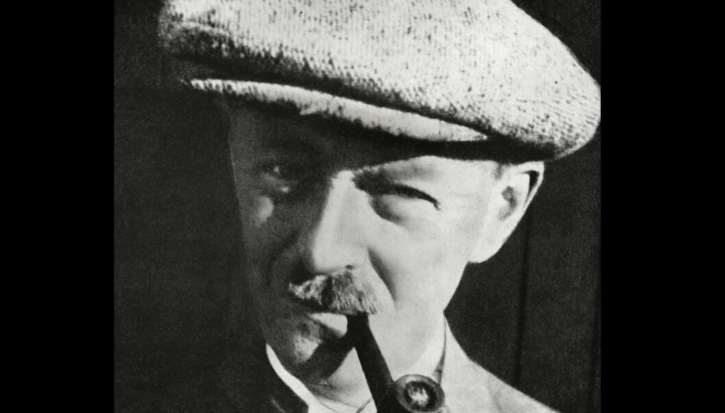 Historieprofessor Edvard Bull (1881-1932) var en radikal stemme ved Universitetet i Kristiania. (Foto: Museum for universitets- og vitenskapshistorie, ukjent fotograf)