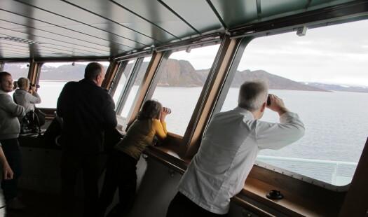 Nordaustlandet – Skoddefulle kystar & lystige toktdeltakarar