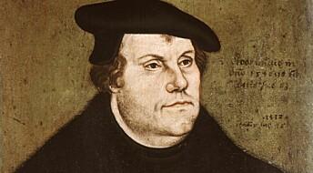 Martin Luther: en sint mann som forandret Europa