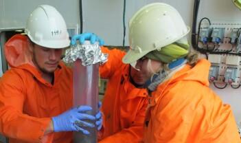MAREANO kartlegger mikroplast i havet rundt Svalbard