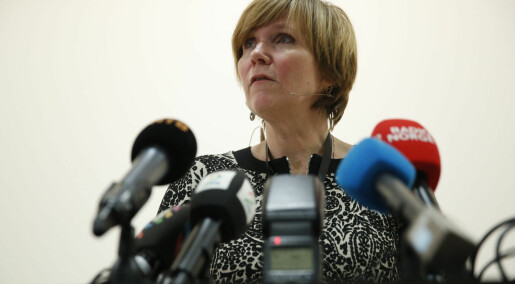SSB-sjefen anklager Siv Jensen for politisk press