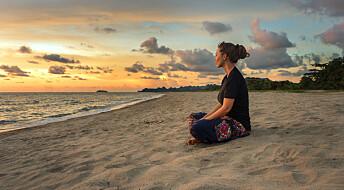Mental trening forandrer hjernen og reduserer stress