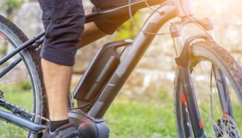El-sykkelen gir også mosjon, men man må enten sykle oftere eller over lengre distanser for å få den samme treningen som av en vanlig sykkel. [Foto: moreimages / Shutterstock / NTB scanpix]