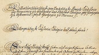 De første byråkratene var modige folk