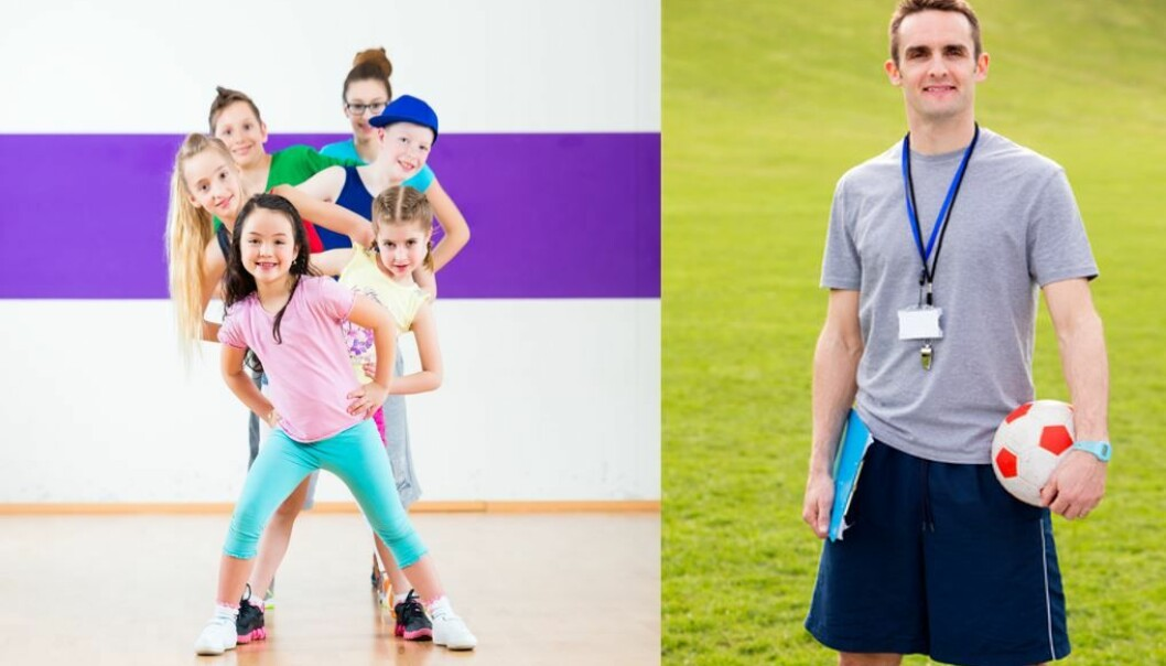 Slik blir timene forskjellig med kvinnelig og mannlig gymlærer