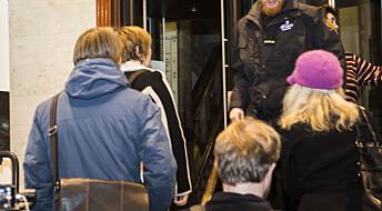 SSB-sjefen gikk ut bakveien etter møte med Siv Jensen
