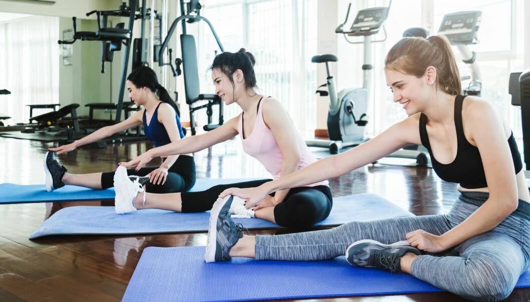 – Vi må få bukt med motviljen mot å la fysisk aktivitet og trening inngå i behandling av spiseforstyrrelser, sier forsker. (Illustrasjonsfoto: WHYFRAME / Shutterstock / NTB scanpix)