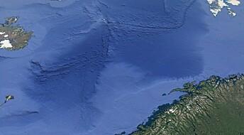 Slik slites kontinentene i stykker