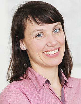 Postdoktor Kristin Vold Lexander fra MultiLing – Senter for flerspråklighet på Universitetet i Oslo. (Foto: UiO)
