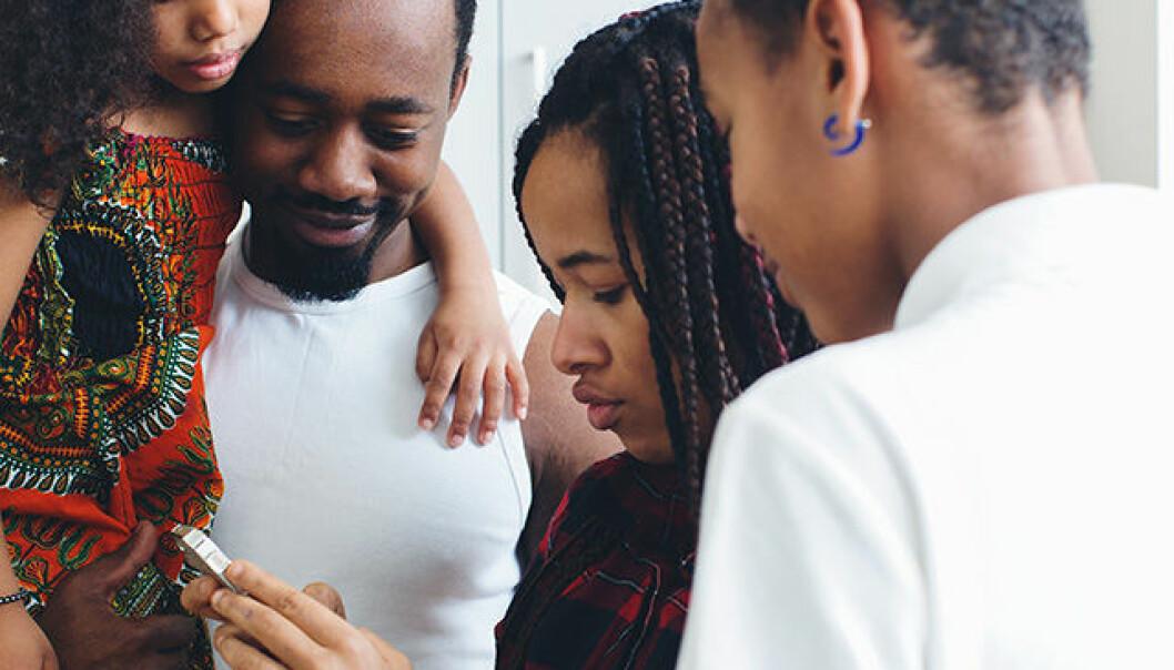Språkforskere ved Universitetet i Oslo har gjort feltarbeid med fire familier med senegalesisk bakgrunn i Norge. (Illustrasjonsfoto: Nadia Frantsen, UiO)
