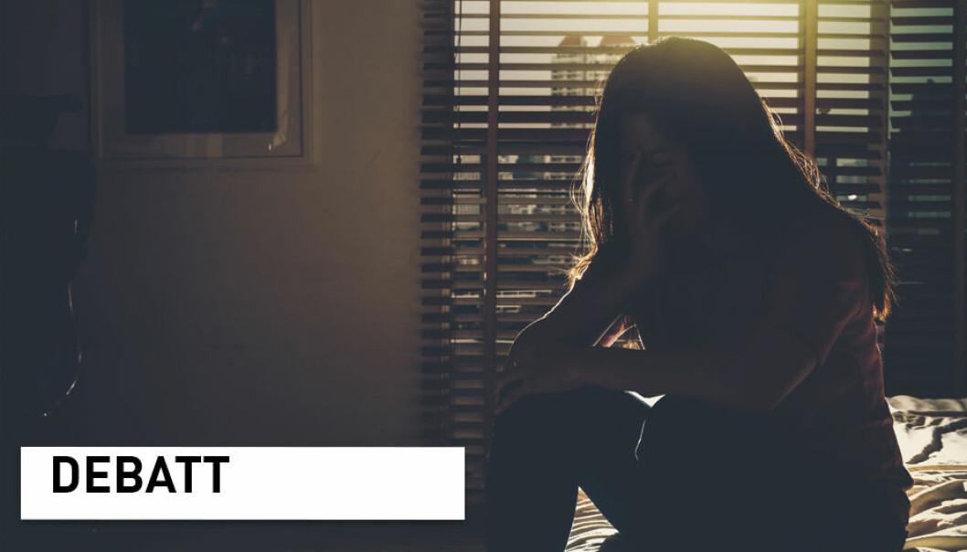 - Striden, og årsaken til det pasientopprøret som nå brer om seg, handler om at Kompetansetjenesten fastholder en biopsykososial forståelsesmodell med hovedvekt på «psykososial» og blander sammen ME med andre tilstander, skriver Nina E. Steinkopf. (Foto: Tzido Sun / Shutterstock / NTB scanpix)