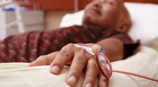 Kan ungt blod hjelpe de med demens?