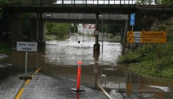 Snart kan du beregne faren for oversvømmelse i huset ditt