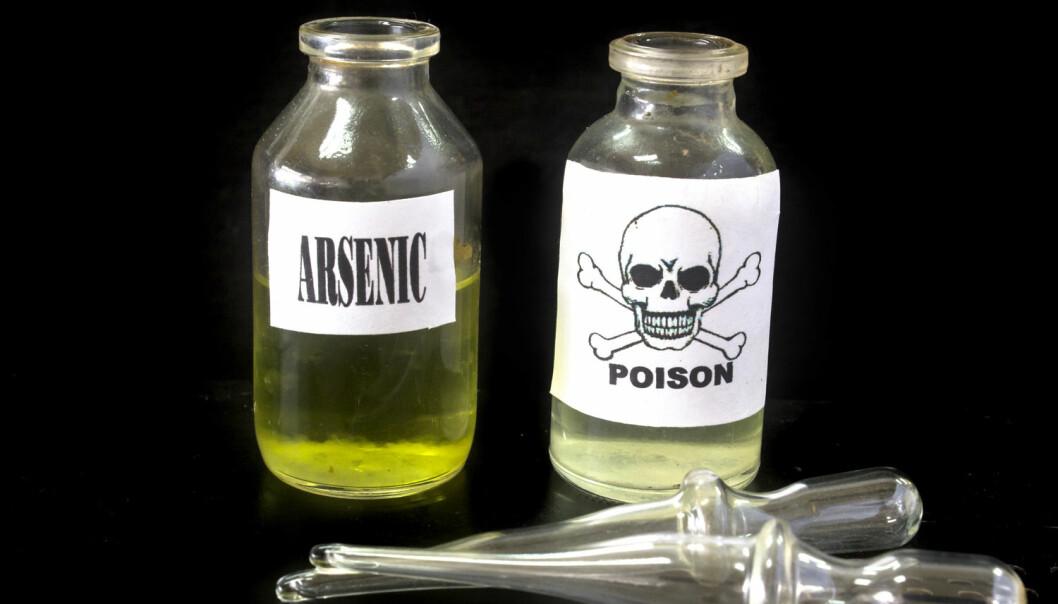Tar du din daglige dose arsenikk?