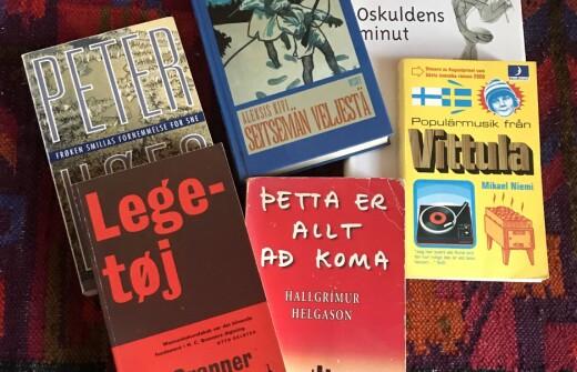 Lesa bøker på grannespråket?
