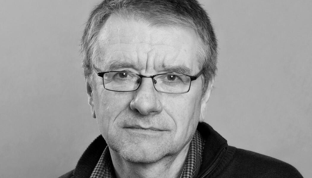 Forsker Einar Eythórsson er en av forskerne bak en ny studie publisert i det vitenskapelige tidsskriftet PNAS. (Foto: NIKU)