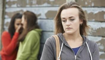 Seksuell trakassering kan være ille for den som utsettes for det, uansett nivå. (Foto: Colourbox)