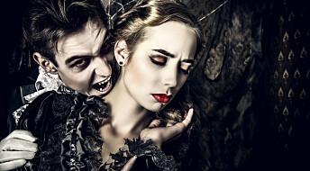 Kan en sjelden blodsykdom være opphavet til vampyrmyten?