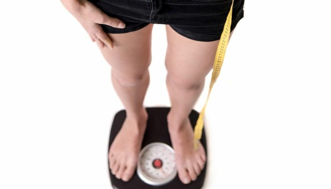 Dagens skjønnhetsidealer kan være temmelig ekstreme og innebære at man faktisk streber mot å være undervektig, noe som kan ha store fysiske konsekvenser for kroppen. (Foto: VGstockstudio / Shutterstock / NTB scanpix)