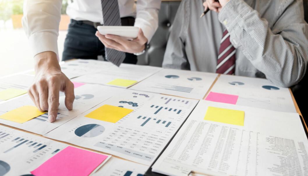- Vi ønsket å finne ut om moderne byråkrater på toppen av det offentlige hierarkiet belønnes i samsvar med hvilke resultater de oppnår, forteller forsker. (Illustrasjonsfoto: Shutterstock / NTB Scanpix)