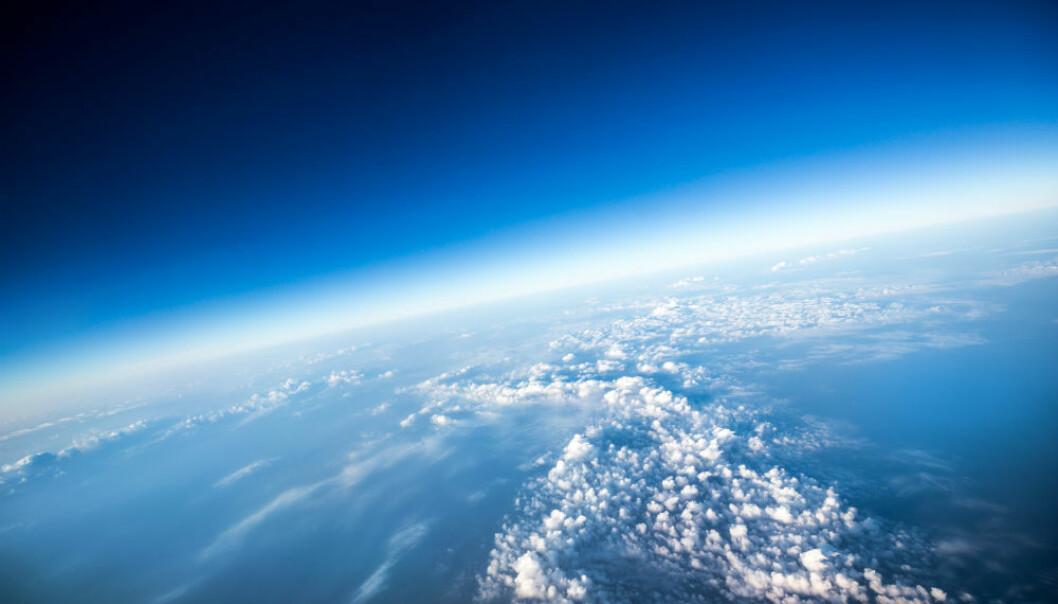 En ny studie viser at ozonhullet ha krympet med fire millioner kvadratkilometer.  (Illustrasjonsfoto: Andrey Armyagov / Shutterstock / NTB scanpix)