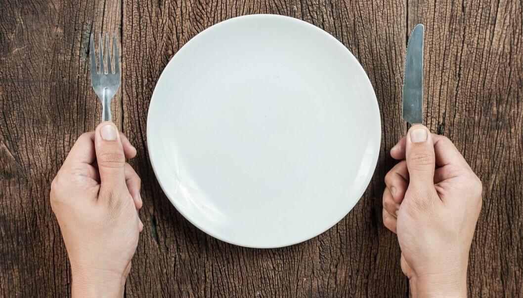 Kan «av og på»-faste være bra for helsa? Det prøver forskere å finne ut av.  (Foto: showcake, Shutterstock, NTB scanpix)