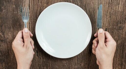 Faste kan endre fettet i kroppen