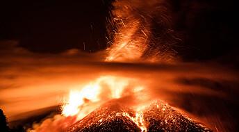 Vulkanutbrudd la grunnlaget for opprør i Det gamle Egypt