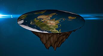 Kronikk: Vitskapen lyg om at jorda er rund