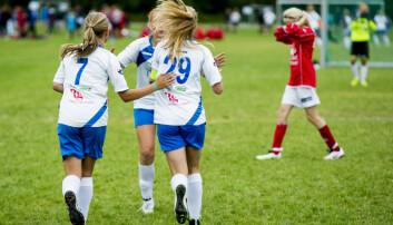 Hvem blir best i sin idrett? Det er umulig å si tidlig, men enkelte hint kan du få, ifølge forsker. (Foto: Vegard Wivestad Grøtt / NTB scanpix)