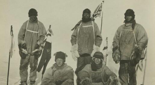 Ble kaptein Scott forrådt på Sydpolen?