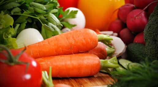 Bakgrunn: Slik får du mest ut av grønnsakene dine