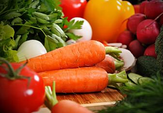 Slik får du mest ut av grønnsakene dine