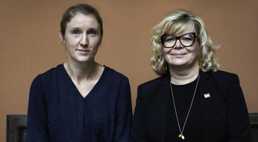 Høyskolen Kristiania får to nye kvinnelige professorer