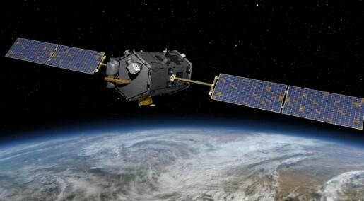 CO₂-utslipp kan nå måles presist fra verdensrommet