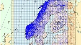 Nordiske land samarbeider om værvarsel