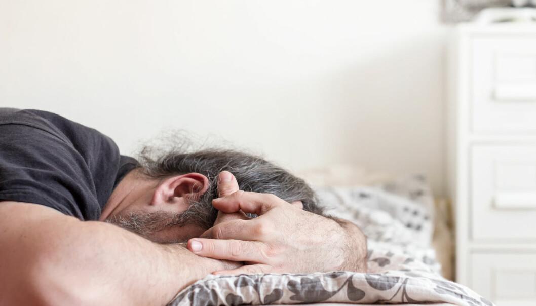 Ungdomsledighet kan muligens gi menn mer hodepine og magesmerter i voksen alder. (Illustrasjonsfoto: Shutterstock/NTB scanpix)