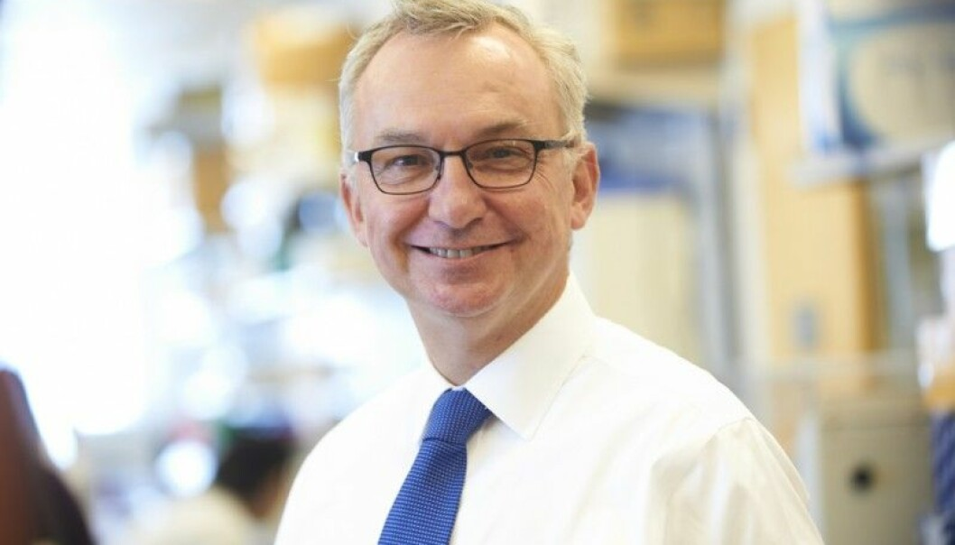 José Baselga og kollegene på laboratoriet hans har utviklet flere kreftmedisiner. (Foto: Memorial Sloan Kettering Cancer Center)