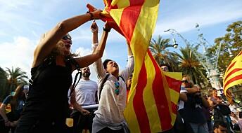 Kan Catalonia bli et selvstendig land?